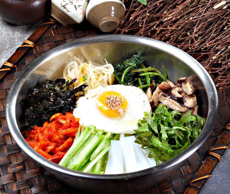 야채비빔밥 Yache bibimbab