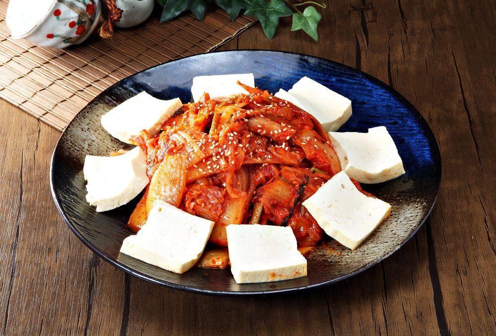 두부김치 Dubu-kimchi