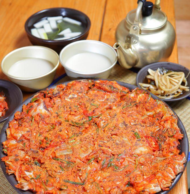 김치전 Kimcheejeon