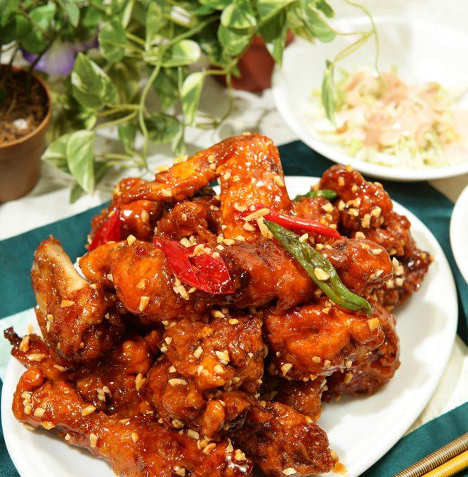 양념통닭 Yangnyeom-tongdak