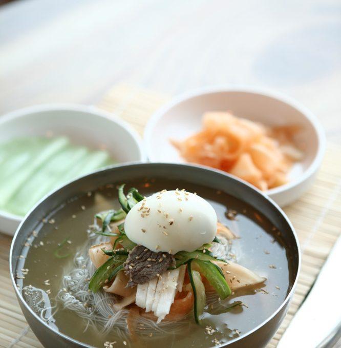 물냉면 Mul-naengmyeon