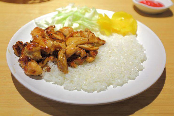 치킨데리야끼  Chicken teriyaki