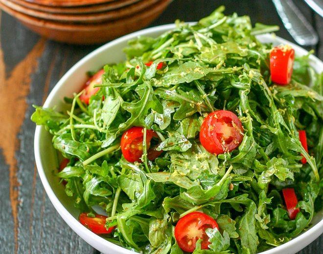 샐러드 Tomato Salsa Salad