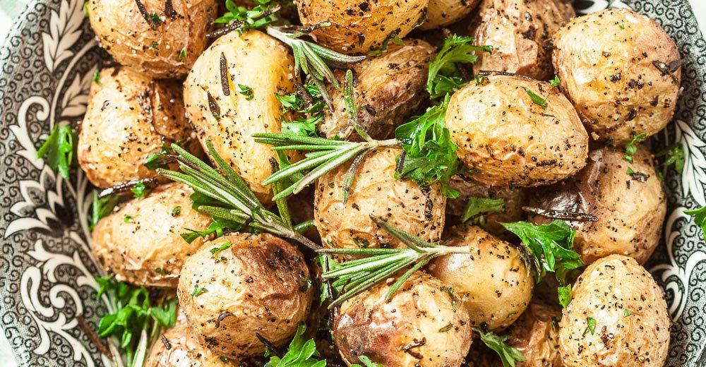 불 알감자 Potatoes